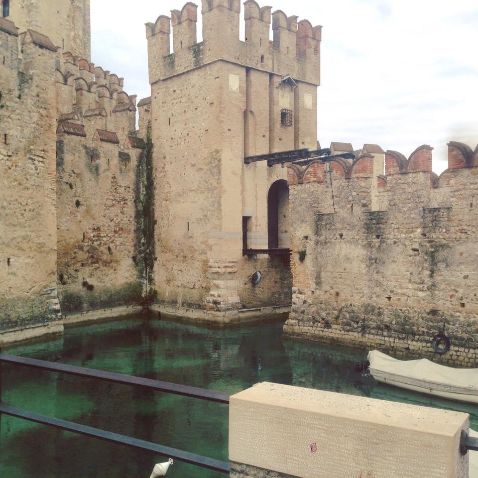 Sirmione- Lago di Garda- accesso alla città