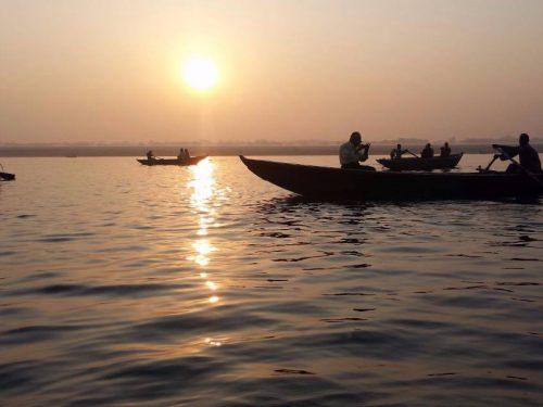 Varanasi: ci vuole karma e sangue freddo