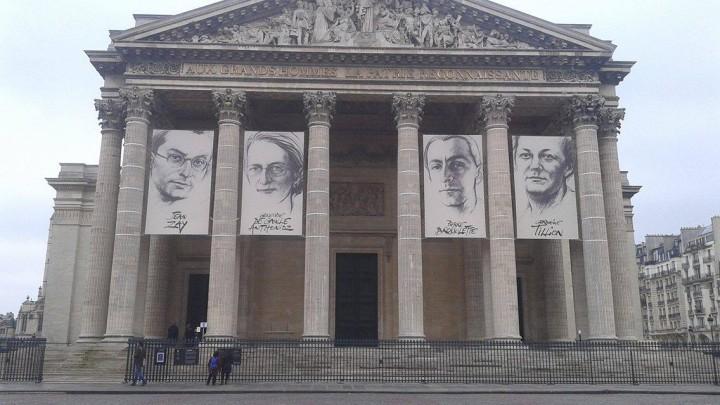 Parigi - pantheon