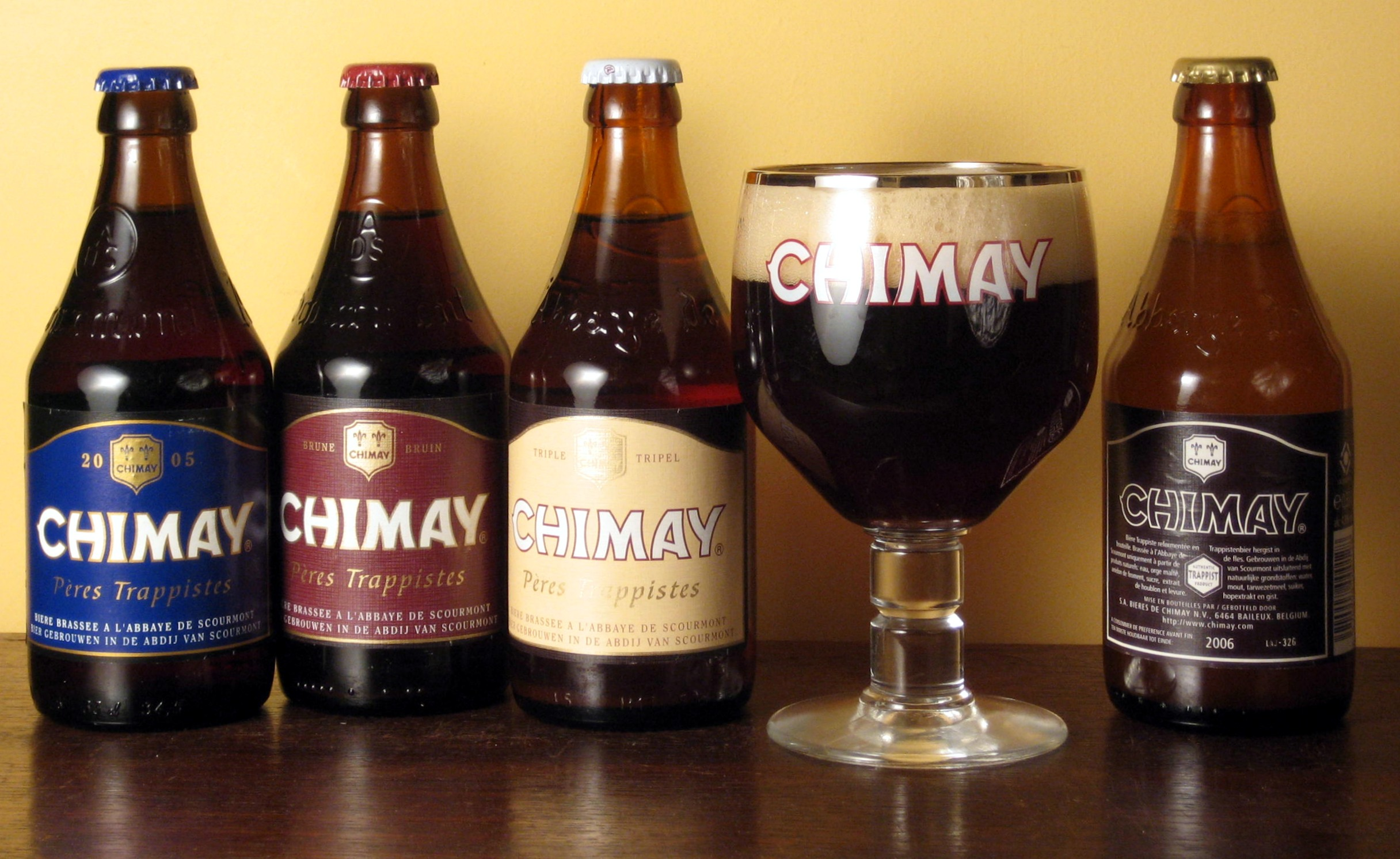Chimay- birra - trappista