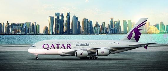 Qatar Airways- aereo