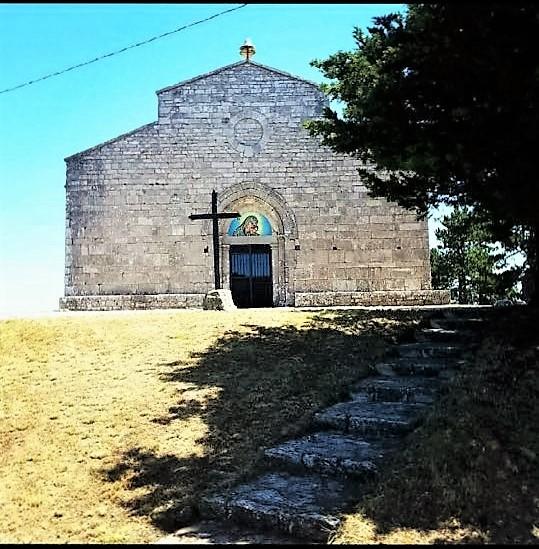 Santuario di Santa Maria a Monte - Cercemaggiore - Molise