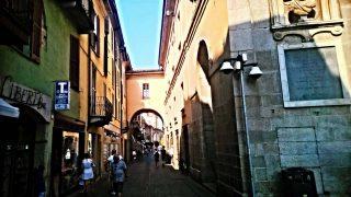 Lodi-voltone- corso Umberto