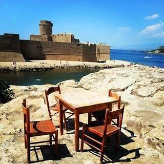 Calabria Ionica: dove mangiare e cosa vedere