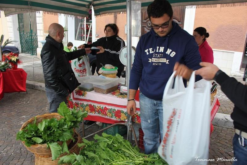 Roccasecca (fr)- stand festa del Broccoletto