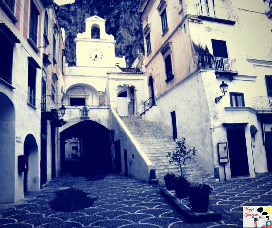 Chiesa San Salvatore de Birecto Atrani