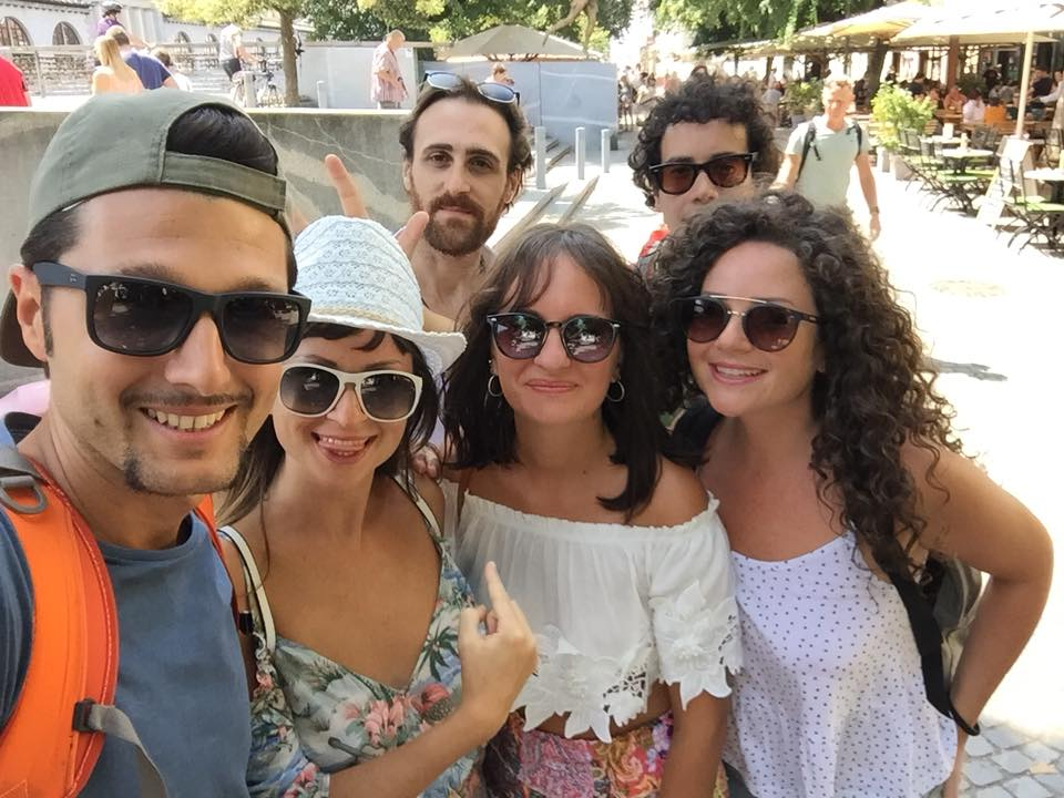 comitiva italiana turismo lubiana