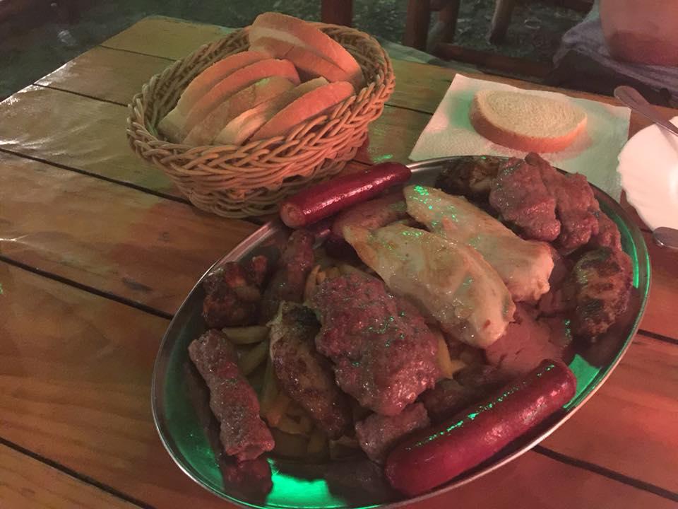 cosa mangiare in Serbia