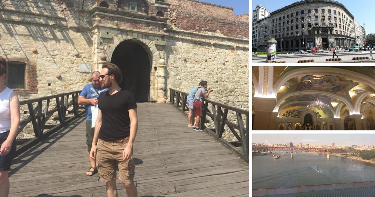 cosa vedere a Belgrado