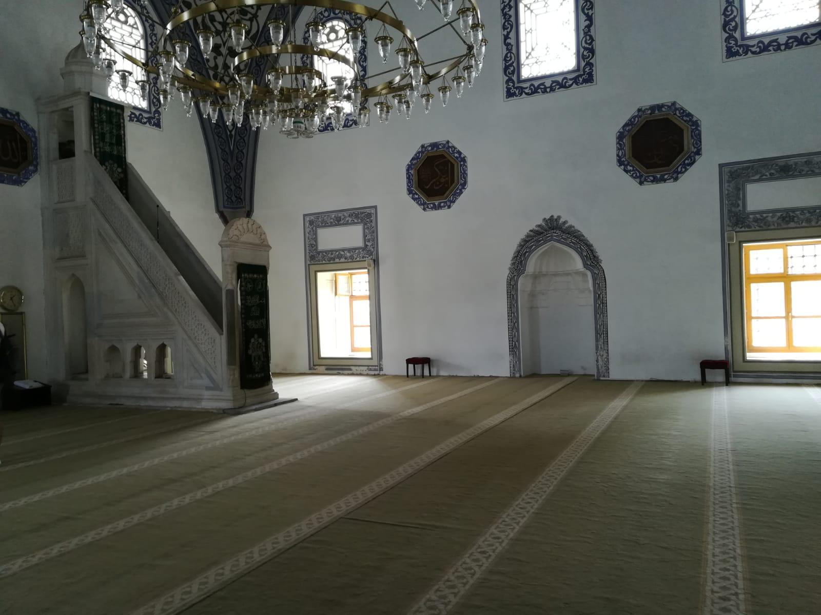 moschea mustafa pasha skopje