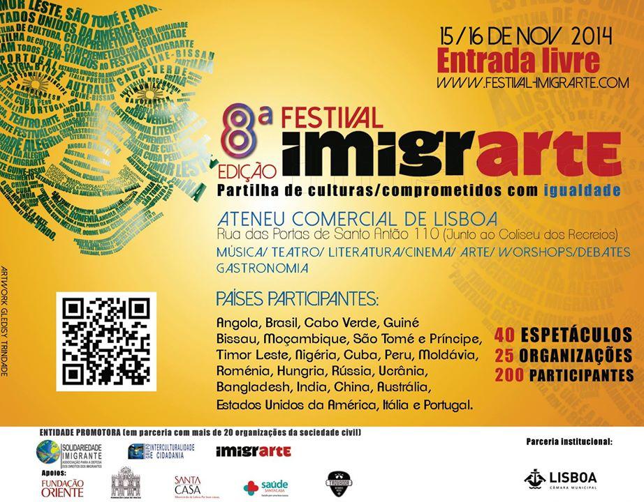 Festival Imigrarte Lisboa