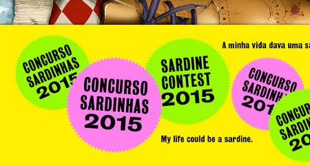 Disegna una sardina per la festa di Lisbona