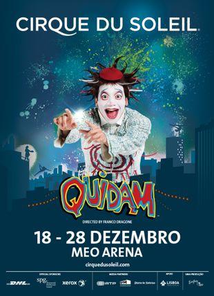 Cirque du Soleil 18 28 Dicembre