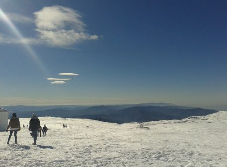 Una gita in montagna: Serra da Estrela