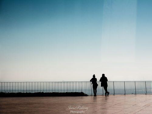 Lisbona dall'alto In giro per i miradouros della città