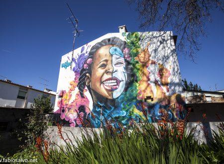 Un tour alla galleria d'arte urbana del Bairro Padre Cruz