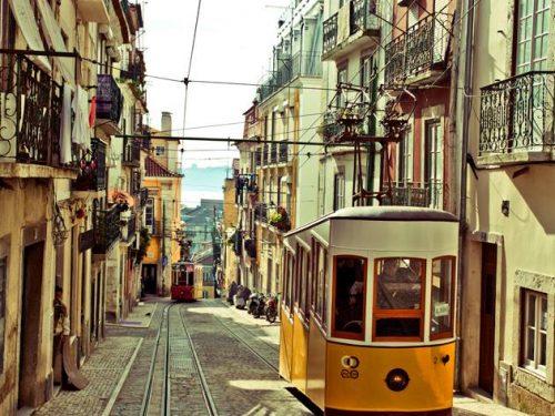 Elettrici e Elevatori – Su e giù per gli Elevadores di Lisbona