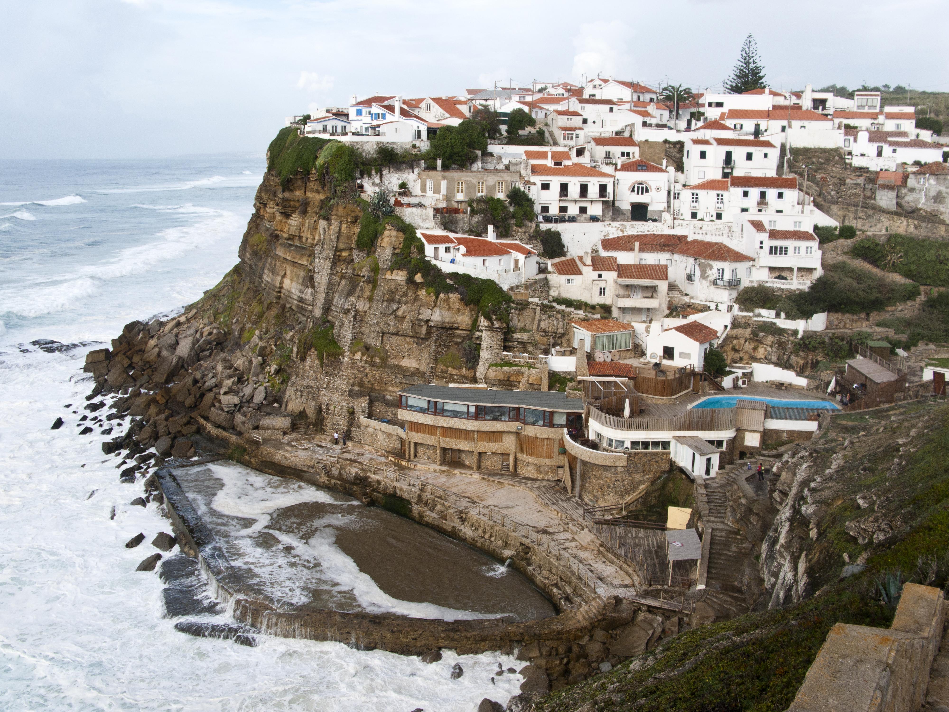 Ristorante Lisbona Oceano Azenhas 2