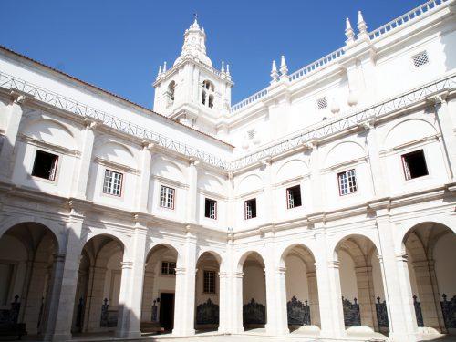 Un'oasi di silenzio nel cuore di Lisbona: São Vicente de Fora