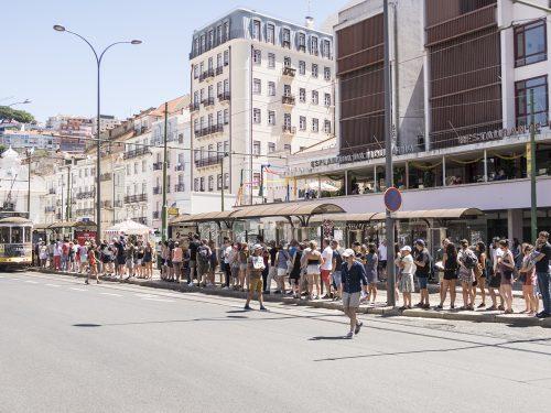 Gentrification Lisbon e il miraggio di una casa