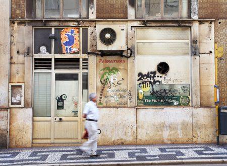 Gentrificazione Lisbona e la crisi internazionale