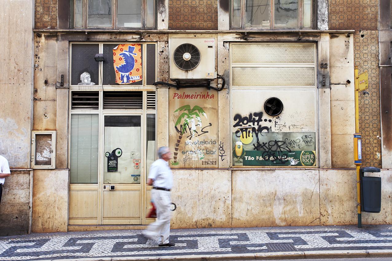 Gentrificazione Lisbona
