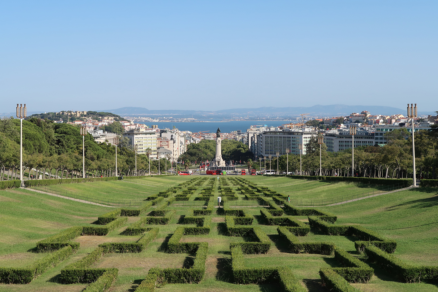 I colori e i profumi di Lisbona