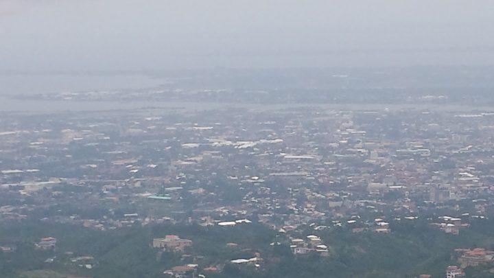 la città di cebu vista dal view top 35 in costo della vita