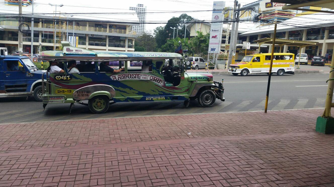 il famosissimo mezzo di trasporto delle filippine in trasporti