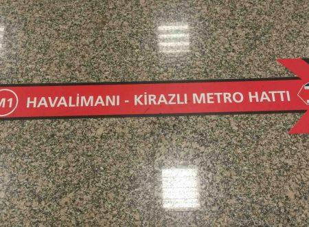 Guida ai trasporti di Istanbul, la nuova linea Aksaray-Yenikapı (aeroporto-centro città)