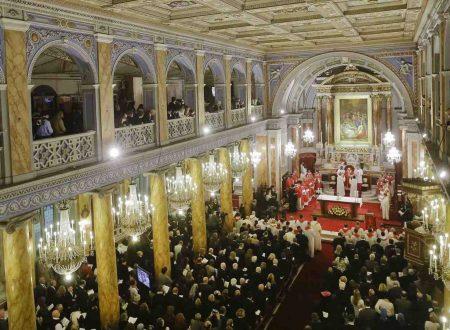 La messa di Papa Francesco a Istanbul