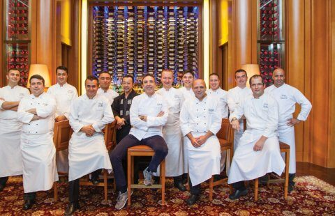 The Divan Group's culinary experience
