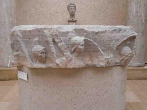 Istanbul romana, la colonna di Teodosio