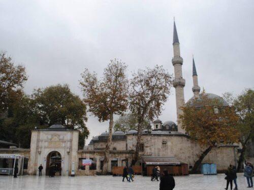 Le moschee di Istanbul, Eyüp