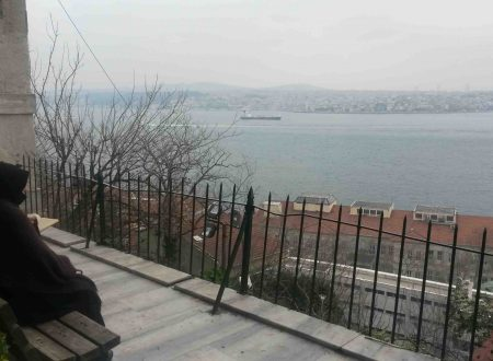 Le moschee di Istanbul, Cihangir camii