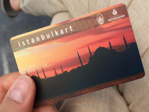 Guida ai trasporti di Istanbul, la Istanbulkart