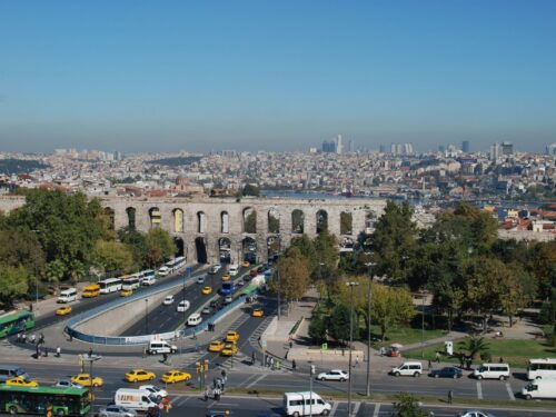 Turismo in Turchia, dati 2014