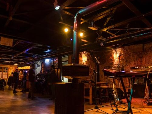 Nightlife a Istanbul, l'Arsen Lupen