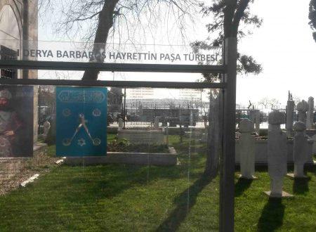 La tomba di Barbarossa a Beşiktaş