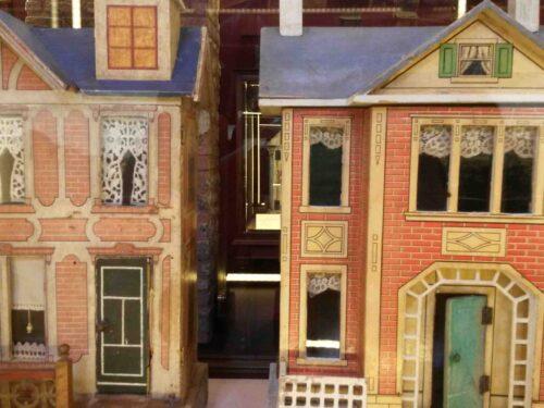 Case di bambole al museo Koç