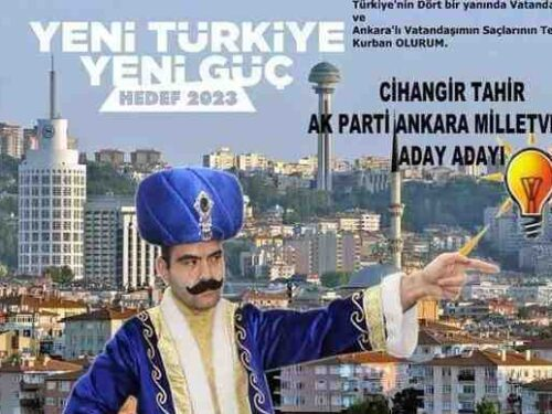 Manifesti elettorali ottomani