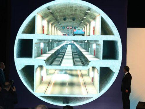 Il terzo (mega)tunnel sotto il Bosforo