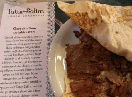 Tatar Salim, il Paradiso del döner kebab