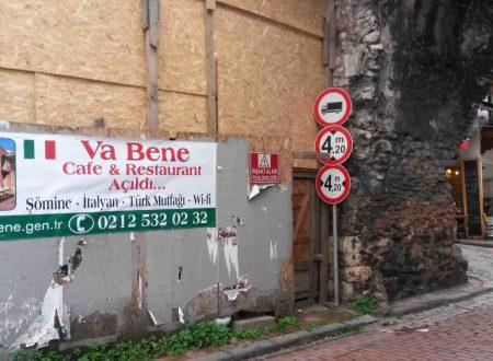 I ristoranti di Istanbul, Va bene
