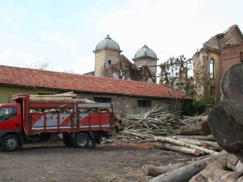 La (nuova) grande sinagoga di Edirne