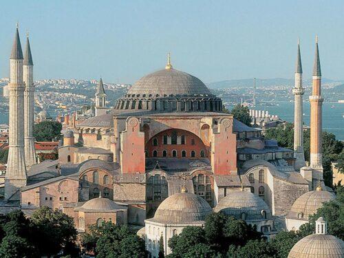 A Istanbul, la Divina Sapienza di Ayasofya