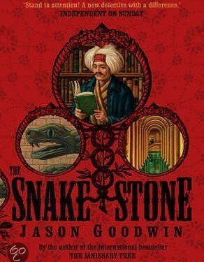 I libri su Istanbul, Il serpente di pietra (di Jason Goodwin)