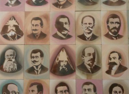 Immagini del genocidio armeno a Istanbul