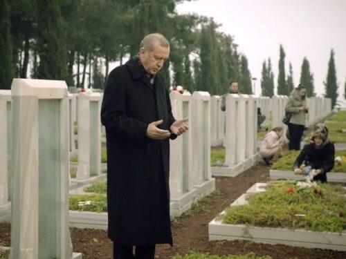 Erdoğan e la preghiera di Çanakkale
