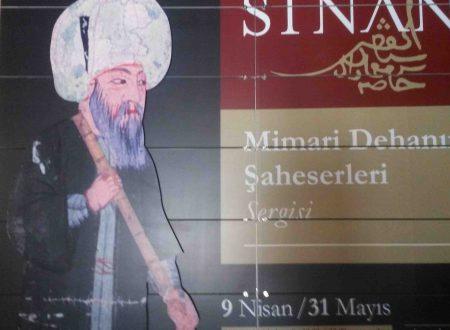 La mostra su Mimar Sinan a Tophane